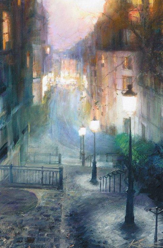 Night Lights in Paris