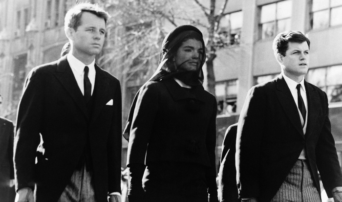 After The Assassination Of President John Fitzgerald Kennedy