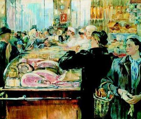 «В магазине» 1938
