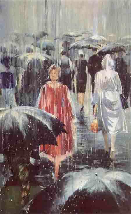 «Ливень» 1963