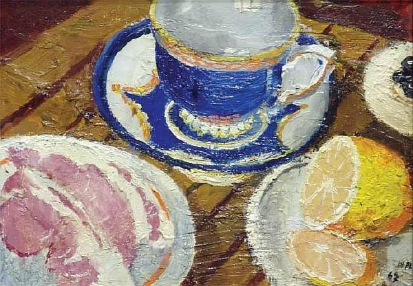 «Синяя чашка» 1967