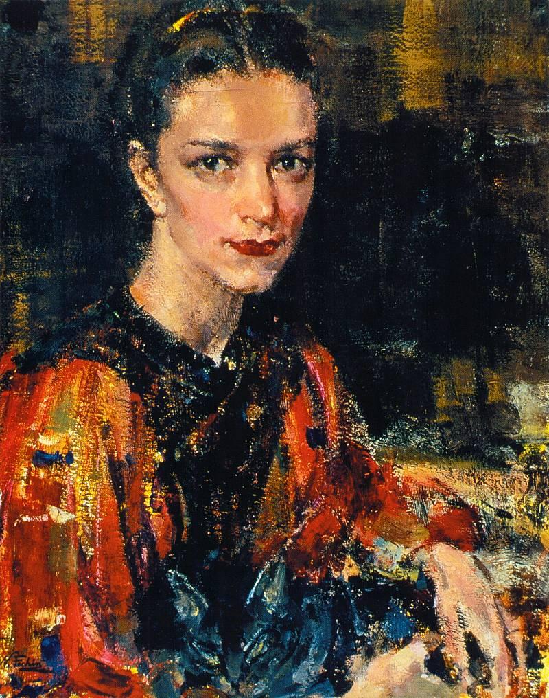 Ия Фешина (Кон.1930-х)