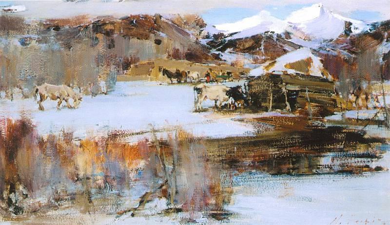 Первый снег (1927—1933)