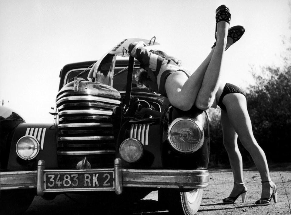 PIN-UP EN 1946