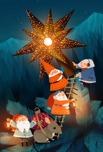 22__illustration_on_a_christmas_theme