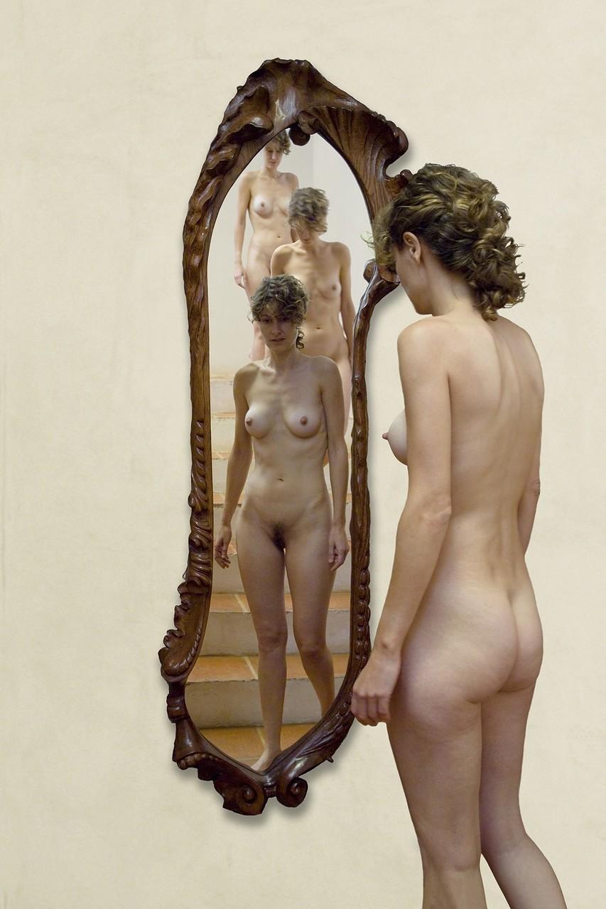 'Descending Nude'