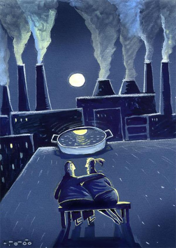 Лунная дорожка - 21век