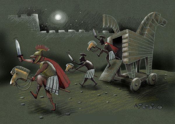 Троянские кони