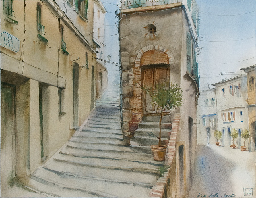 Via Della Capella