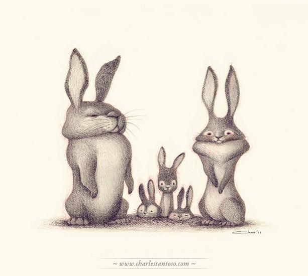 rabbit_family_charlessantoso