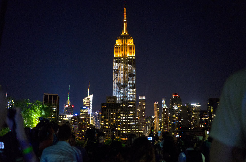 Empire State Building Endangered Species
