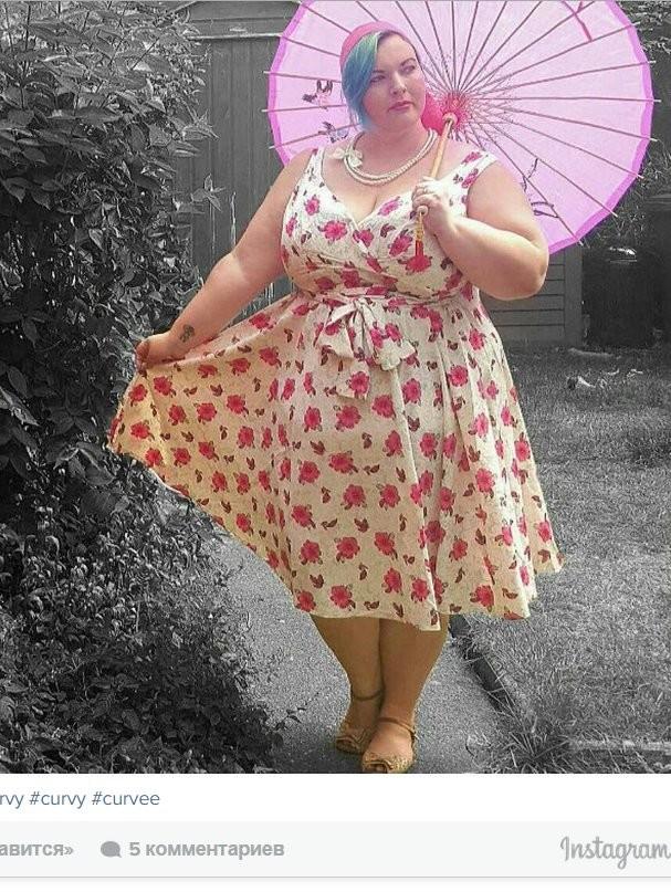 фото толстая тетушка