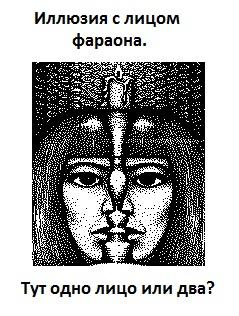 Двойственные изображения-Зрительные иллюзии3