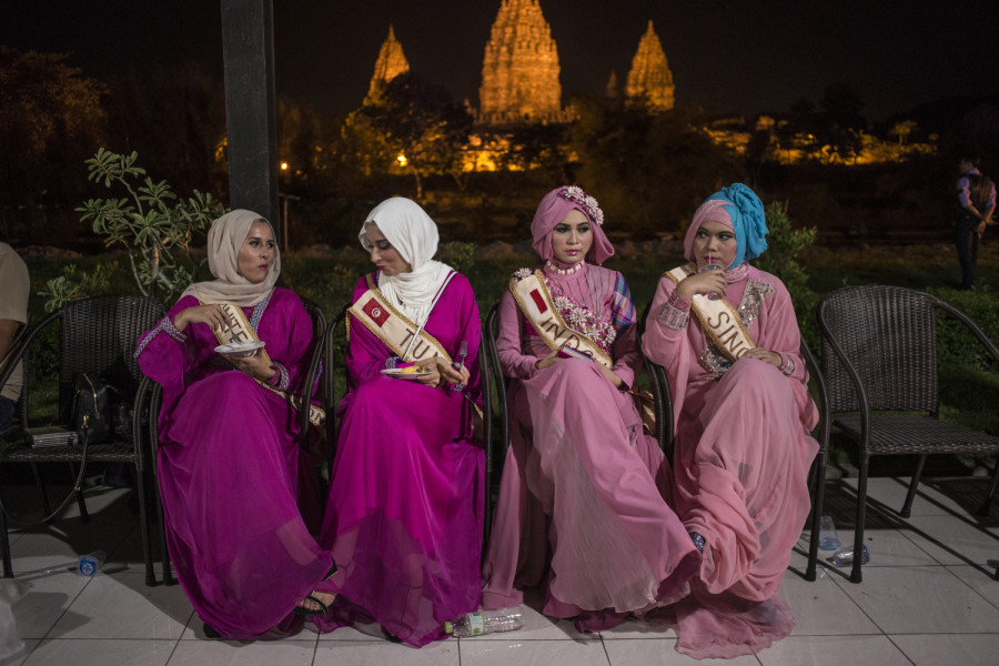 High Heels and HIjab's: Miss Muslimah 2014