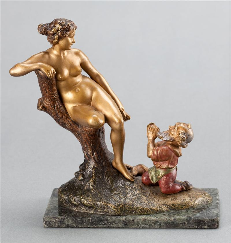 Эротическая скульптура