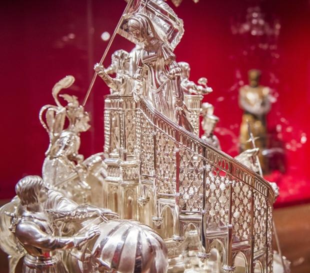Sculpture Victorious exhibition at Tate Britain, London, Britain - 23 Feb 2015