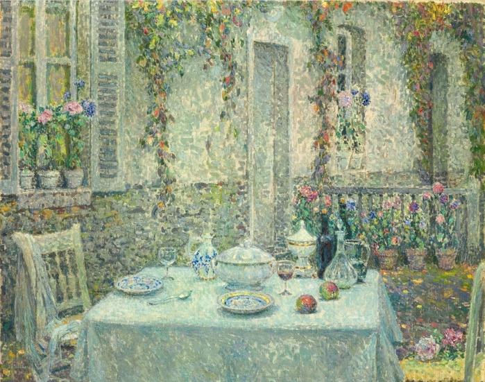 60925748_Henri_Le_Sidaner_1862_v_1939_VLa_table_blanche_GerberoyV_1920