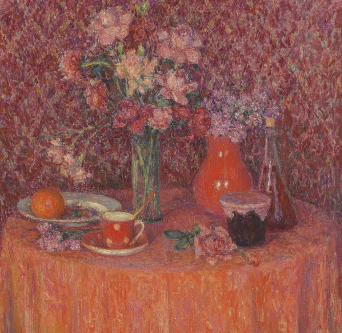60925764_Henri_Le_Sidaner_1862_v_1939_VLe_table_harmonie_rougeV_1927