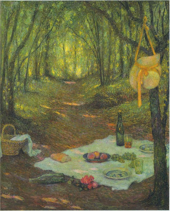60925799_Henri_Le_Sidaner_French_18621939_VLunch_in_the_Woods_at_GerberoyV_1925