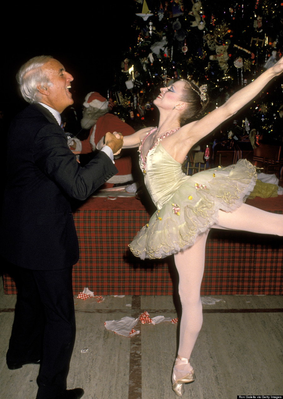New York City Ballet Performance of The Nutcracker - January 10, 1988
