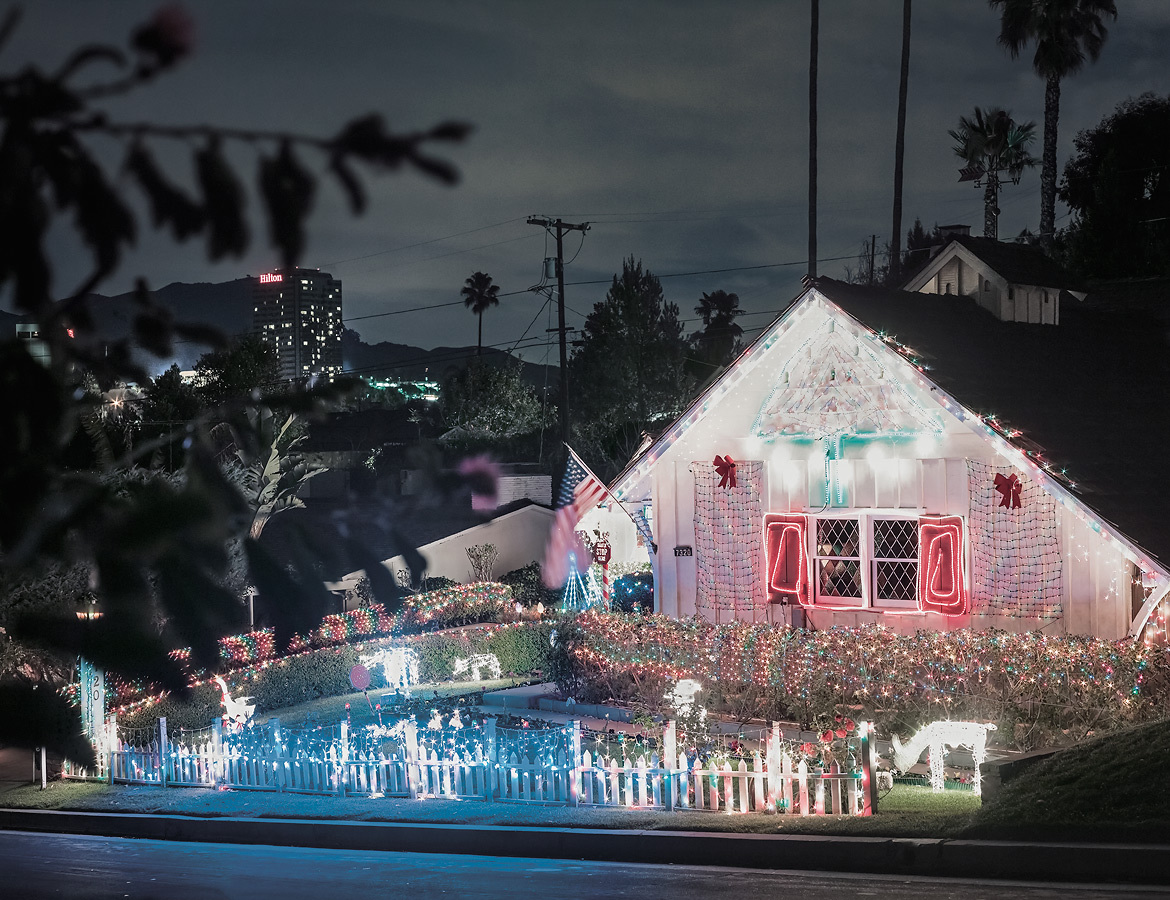 House from Series Silent Night