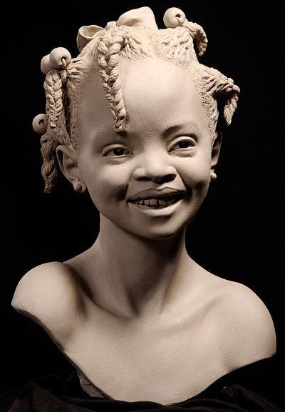 Philippe-Faraut.-Skulptura-iz-glinyi.-Tatoune