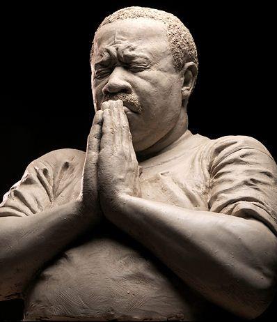 Philippe-Faraut.-Skulptura-iz-glinyi.-Me-My-Soul-and-My-Conscience