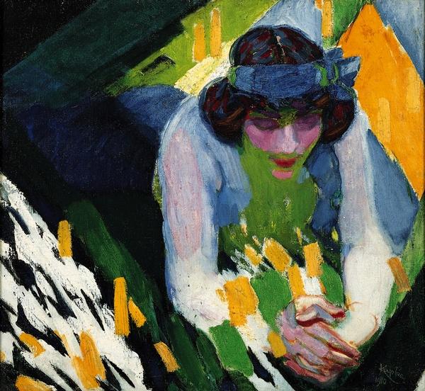 kupka_ruban_bleu_1910