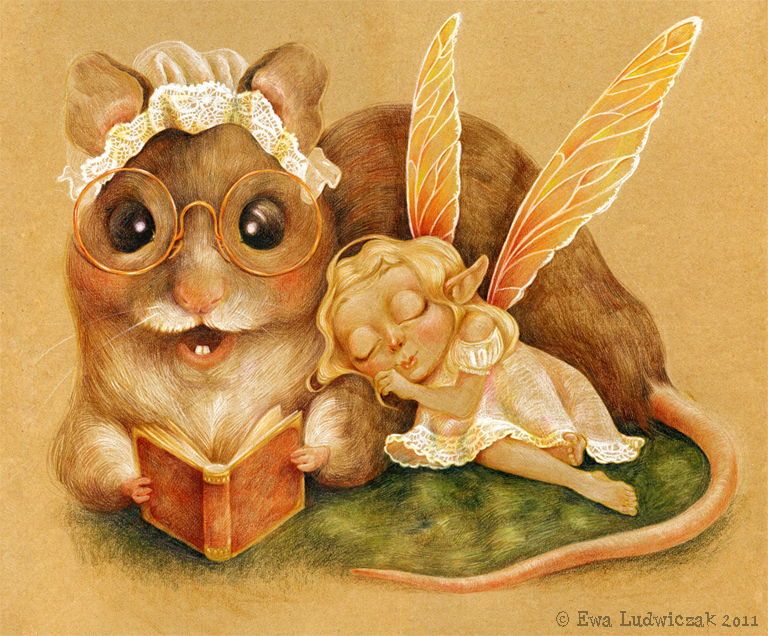 Ewa-Ludwiczak-Sleeping-Fairy
