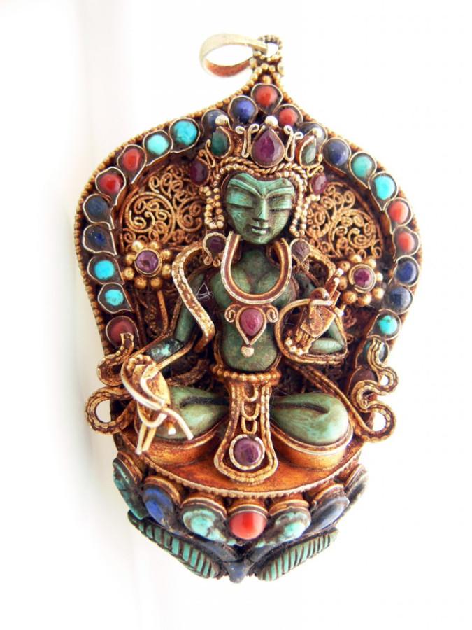 тибетская подвеска