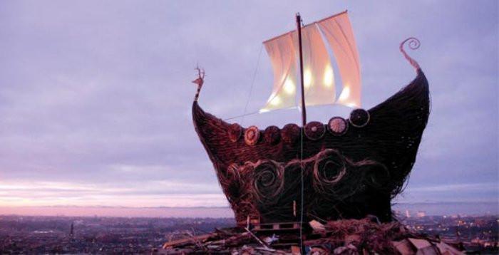 Trevor Leat viking