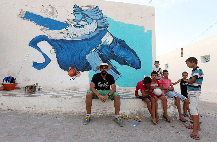 TUNISIA FEATURE PACKAGE DJERBAHOOD