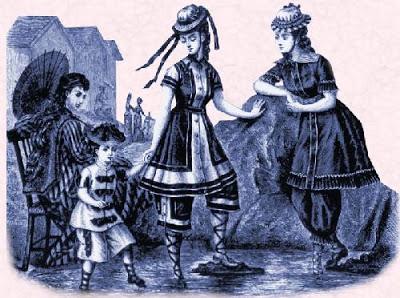 woman's swimwear 1890