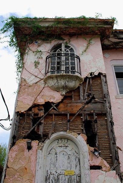 Дом. Новый Орлеан, США