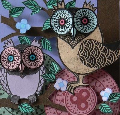 tiny 2 owls 2