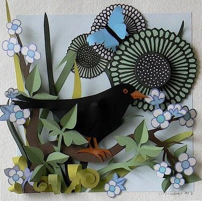 blackbird spring
