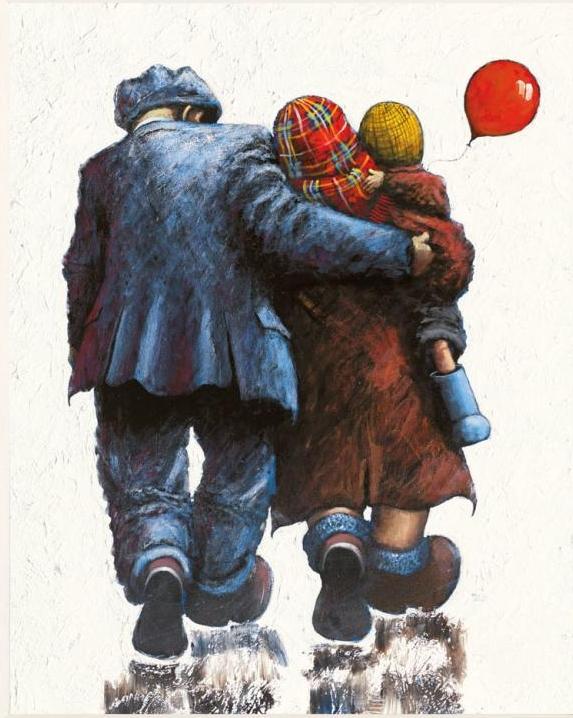 Alexander Millar 1960 - Scottish painter - Tutt'Art@ (3)