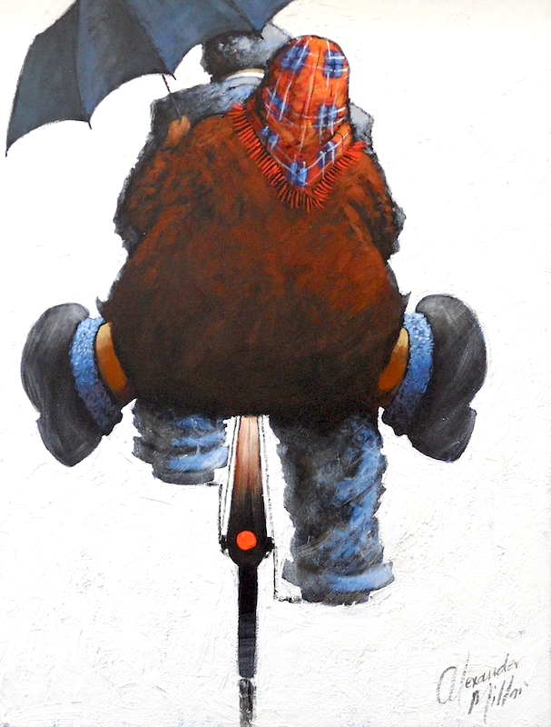 Alexander Millar 1960 - Scottish painter - Tutt'Art@ (6)