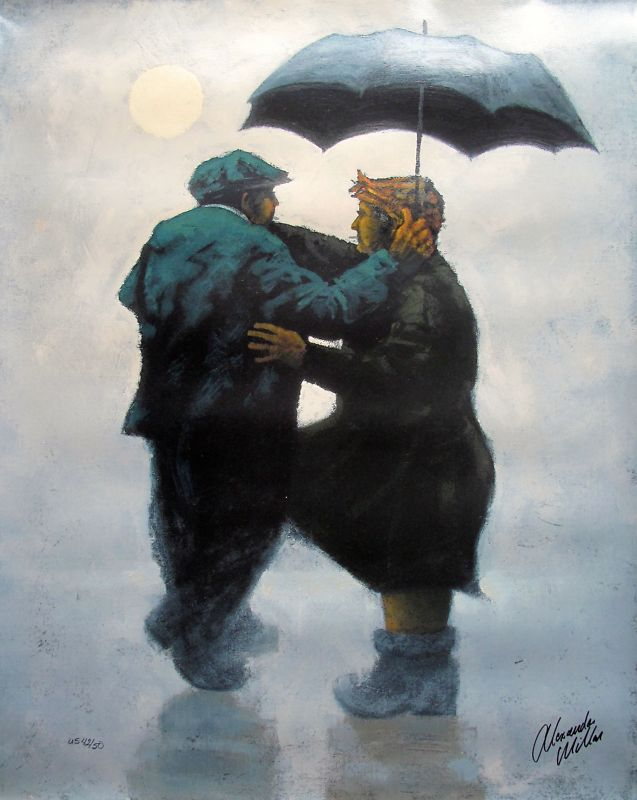 Alexander Millar 1960 - Scottish painter - Tutt'Art@ (9)