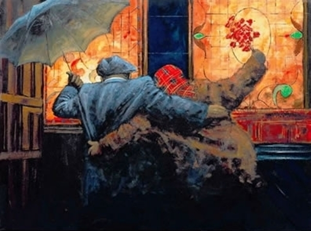 Alexander Millar 1960 - Scottish painter - Tutt'Art@ (11)