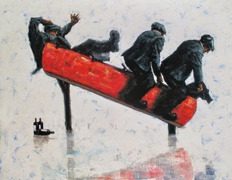 Alexander Millar 1960 - Scottish painter - Tutt'Art@ (16)