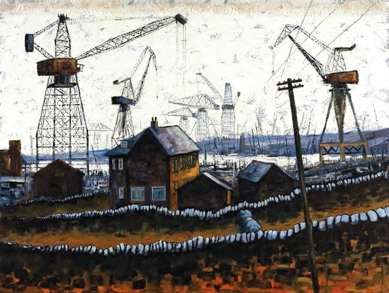 Alexander Millar 1960 - Scottish painter - Tutt'Art@ (24)