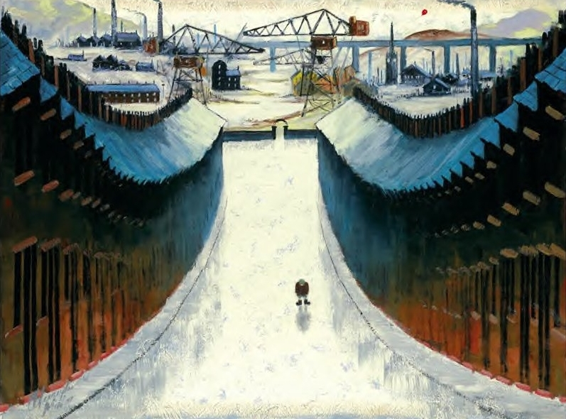 Alexander Millar 1960 - Scottish painter - Tutt'Art@ (25)