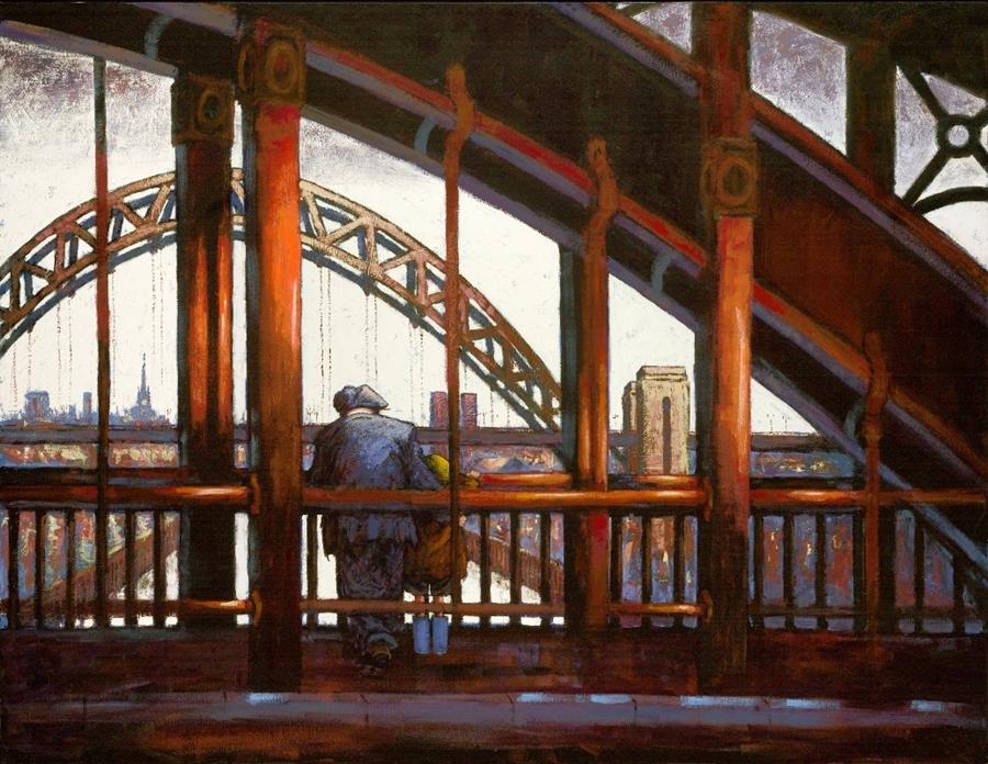 Alexander Millar 1960 - Scottish painter - Tutt'Art@ (39)