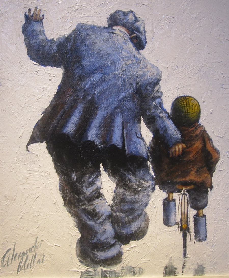 Alexander Millar 1960 - Scottish painter - Tutt'Art@ (41)