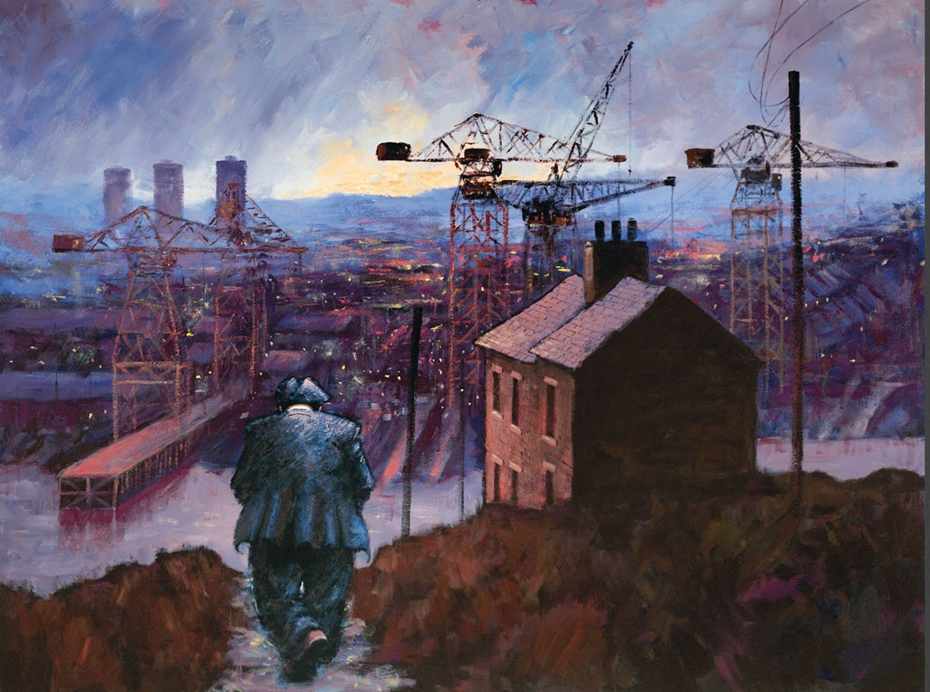 Alexander Millar 1960 - Scottish painter - Tutt'Art@ (43)