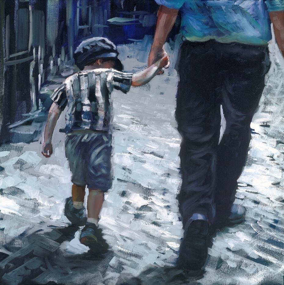 Alexander Millar 1960 - Scottish painter - Tutt'Art@ (48)