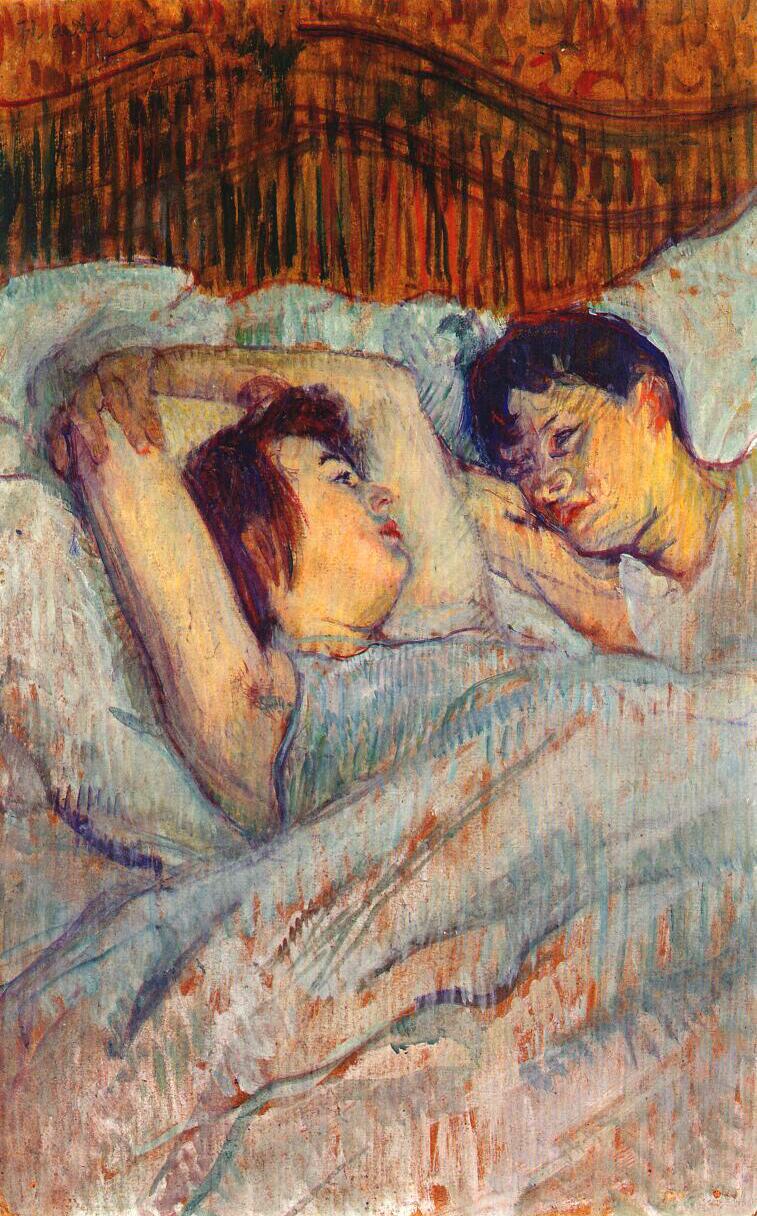 Шедевры порнографических картин обнаженных женских тел в полотнах художников