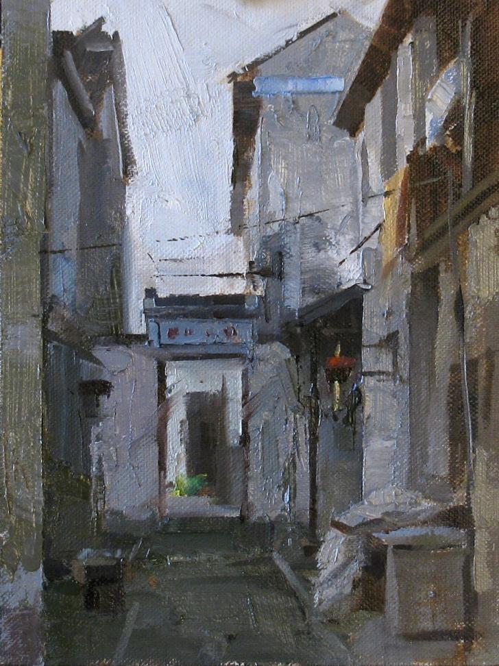 Zhouzhuang street