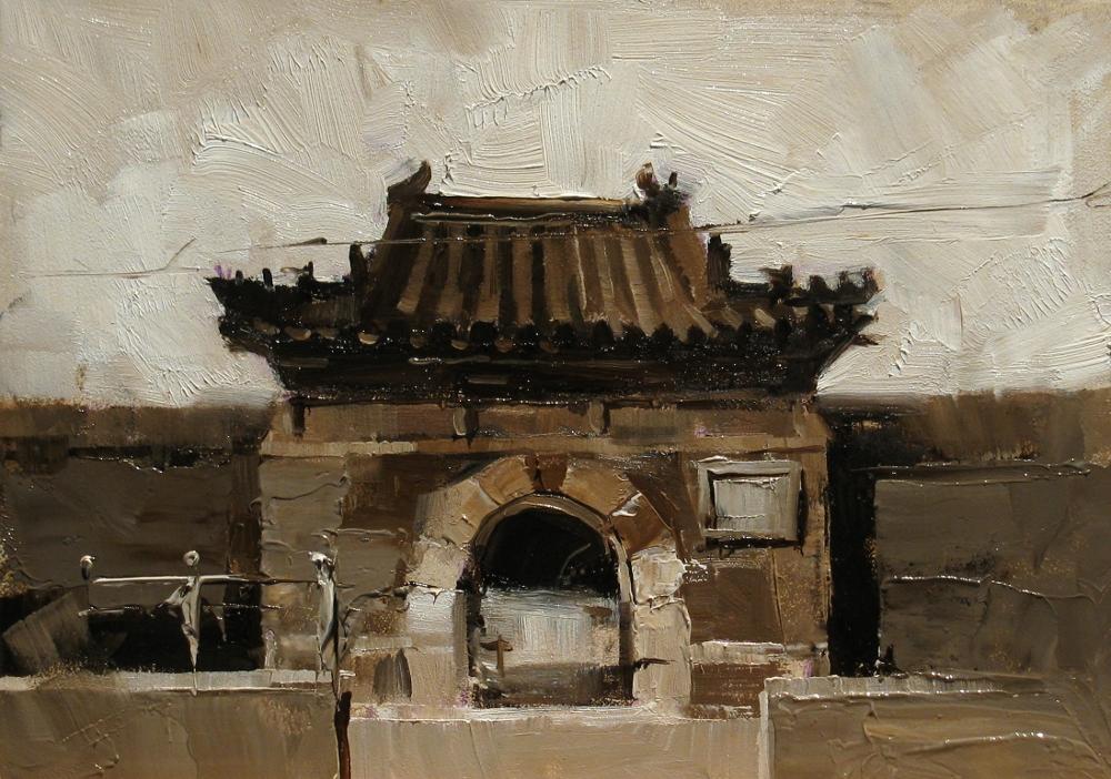 On a Beijing Street 3